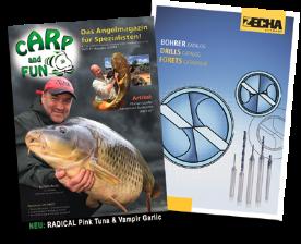 Print-Magazine + Kataloge